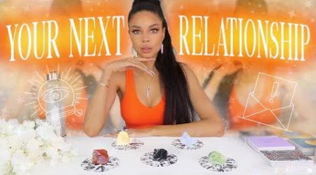 ????✨Your Next Relationship! Who Will You End Up With?????❤️????????(PICK A CARD)????????PSYCHIC READING????