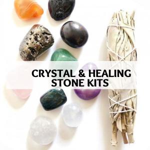 Crystals & Healing Stones