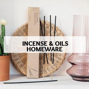 Incense & Oils Homeware